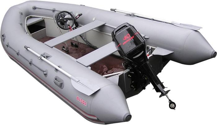 лодка типа кайман