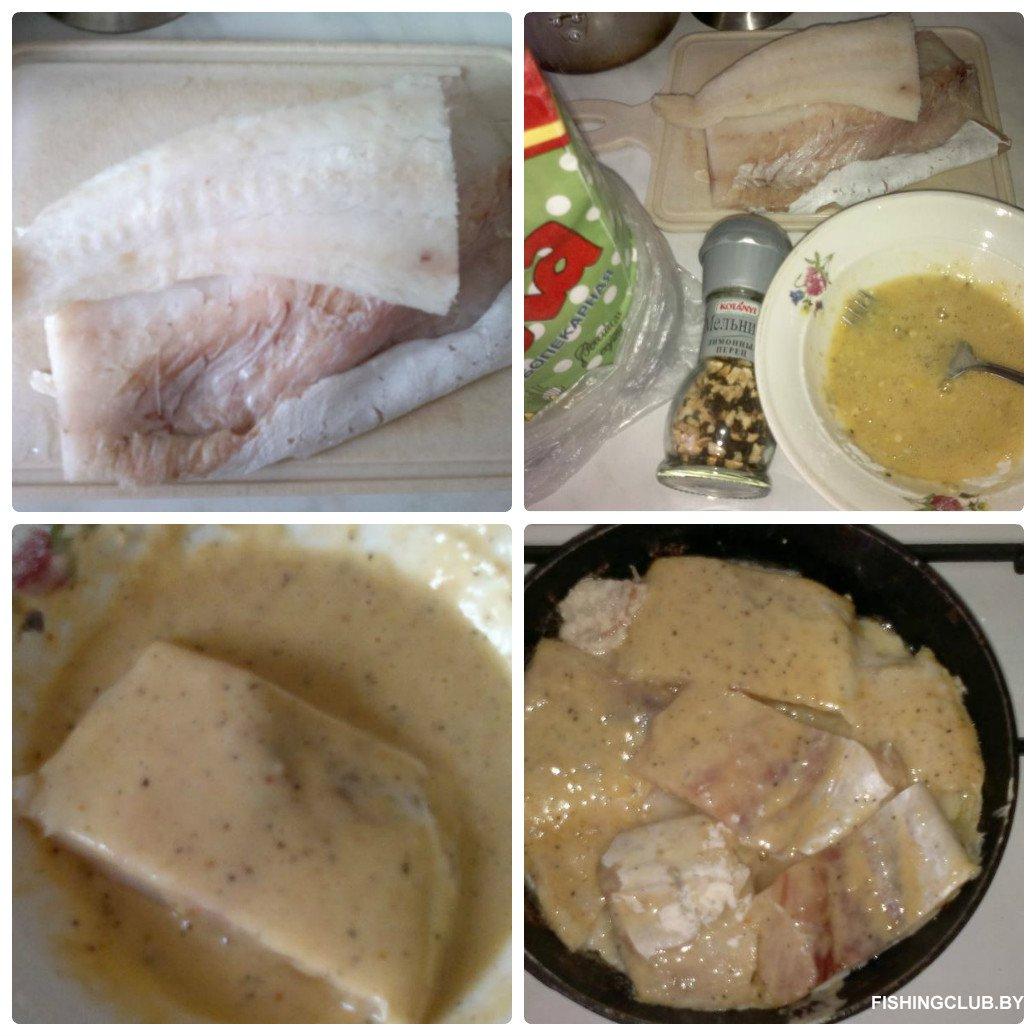Кляр для рыбы простой рецепт пошагово в домашних условиях